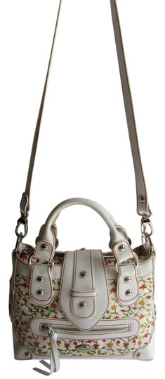 Braccialini Leather Shoulder Bag Image 0