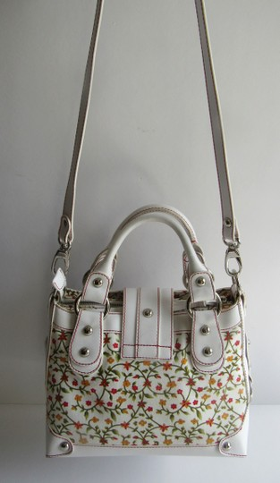 Braccialini Leather Shoulder Bag Image 2