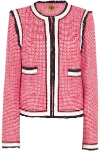 Tory Burch Roscoe Pink Jacket