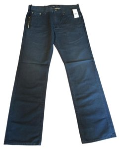 Big Star Pants Straight Leg Jeans-Medium Wash