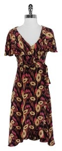 Plenty by Tracy Reese short dress Frock Silk on Tradesy