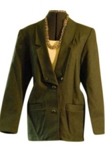 Other Olive Green Blazer