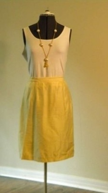 Dani Max Dani Max Butter Yellow two piece suit