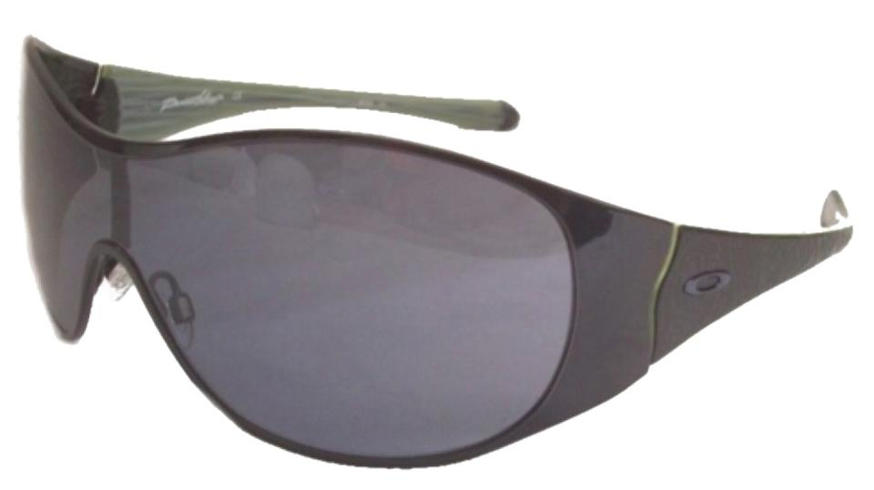 4867ae44a29 Oakley Grey- Midblue Breathless Sunglasses - Tradesy