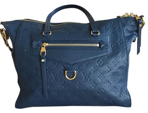 Louis Vuitton Satchel in Orage Blue