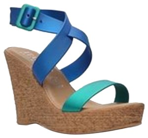 Other Cobalt green Wedges