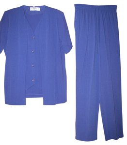 Alfred Dunner Two Piece Pant Suit