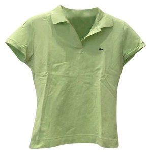 Lacoste Top Light Green