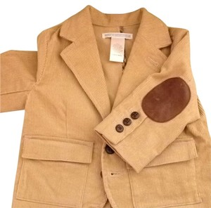 Janie and Jack Beige Blazer