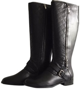 Marc Fisher Black Boots