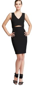 French Connection Glamour Flattering Chic Sexy Lbd Dress
