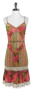 Tracy Reese short dress Silk Lace on Tradesy