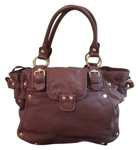 Linea Pelle Tote in Brown