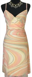 Laundry by Shelli Segal Sexy Occasion Resort Figure Flattering Dress