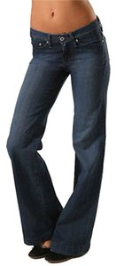 AG Adriano Goldschmied Denim Relaxed Fit Jeans-Medium Wash