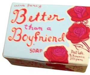 Blue Q Better Than A Boyfriend Soap