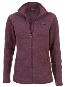Patagonia Sweater Fleece Outdoor Hiking Active Cute Zip Heather Jacket