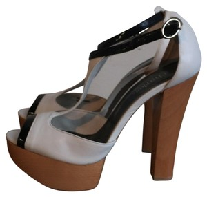 Charles by Charles David White/black Platforms