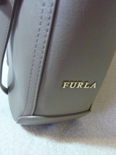 Furla Tote in Taupe Image 6