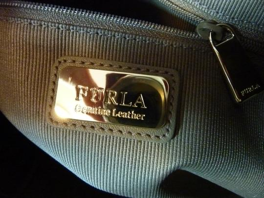 Furla Tote in Taupe Image 8
