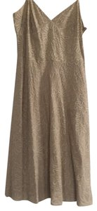 MICHAEL Michael Kors Embroidered Party A-line Dress
