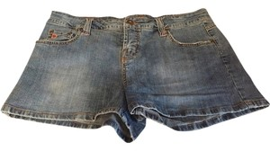 Paris Blues Shorts Blue Jeans
