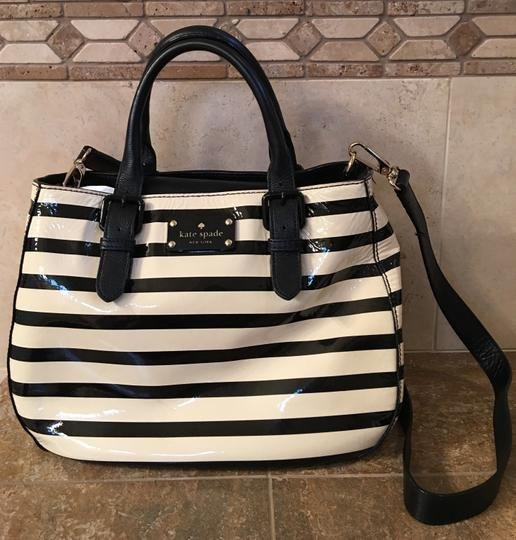 Kate Spade Patent Leather Cross Body Bag Image 6