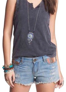 Blu Pepper Cut Off Shorts