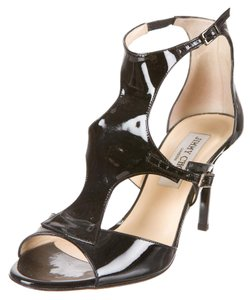 Jimmy Choo Patent Leather Black Formal