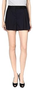 Rag & Bone Navy Dress Shorts Black