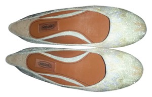 Missoni Sparkle Luxury Fall multiple colors Flats