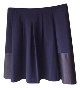 Vince Skirt Coastal Blue