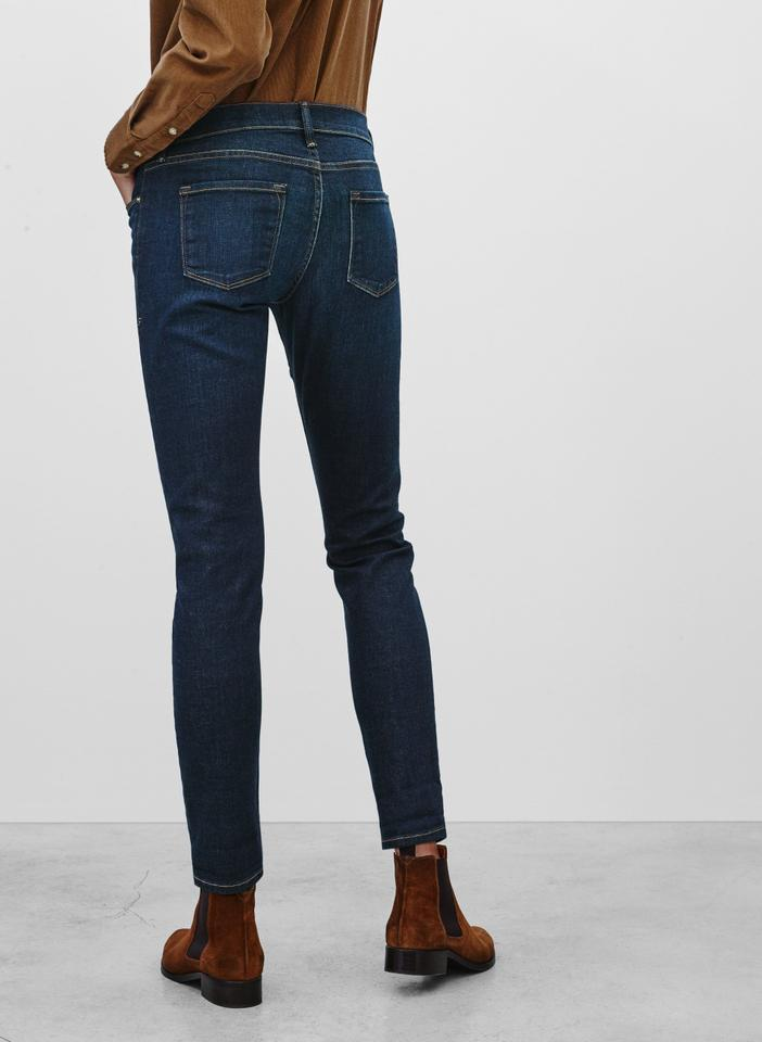 FRAME Le Garcon Rosewood Skinny Jeans Size 25 (2, XS) - Tradesy