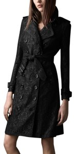 Burberry London Lace Trench Trench Coat
