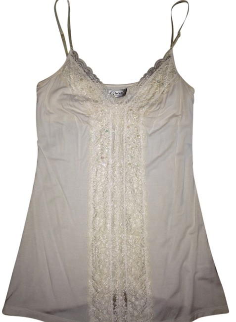 Guess Top Off white