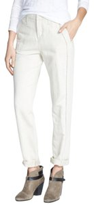 Rag & Bone Skinny Pants Natural