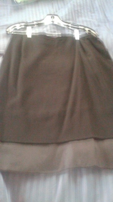 Akris Black Straight Skirt Size 10 (M, 31) Akris Black Straight Skirt Size 10 (M, 31) Image 1