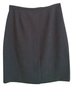 Ann Taylor Skirt charcoal gray