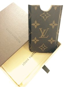 Louis Vuitton Louis Vuitton Smart Phone / iPhone 4 / Card Sleeve CASE