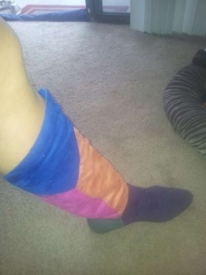 Other assorted colors Boots