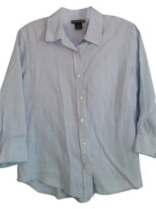 The Limited Button Down Shirt pale blue