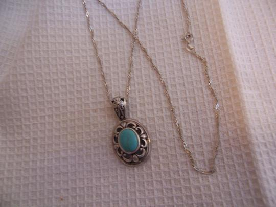 Other Sterling Pendant & Chain