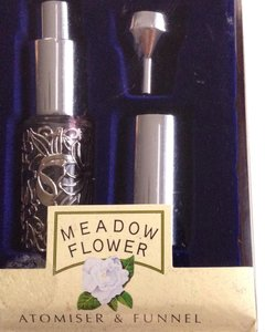 Meadow Flower Perfume Atomizer