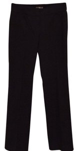Halogen Straight Pants Black