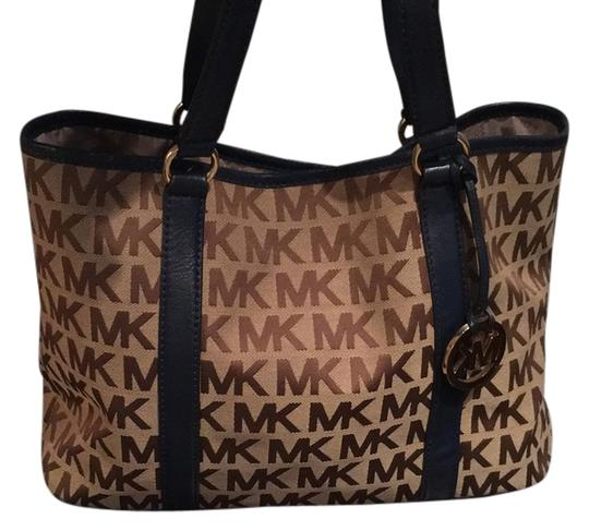 d5e9dd5c130edc Navy Blue Mk Tote | Stanford Center for Opportunity Policy in Education