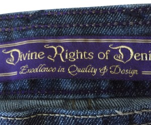 Divine Rights of Denim Straight Leg Jeans