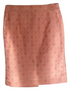 Banana Republic Skirt Pink, orange