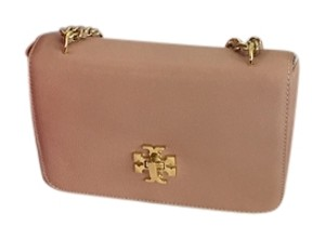 Tory Burch Satchel in light oak