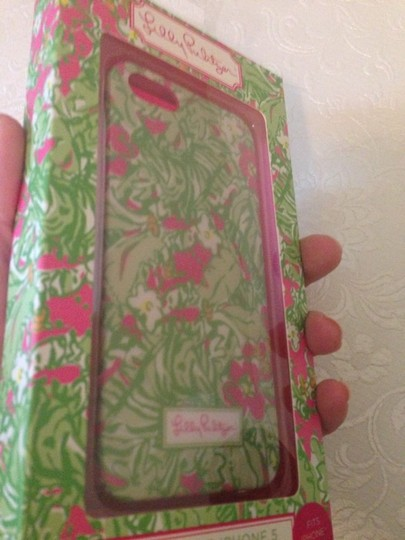 Lilly Pulitzer Lilly Pulitzer iPhone 5/5S Cover The Drawing Room Nib