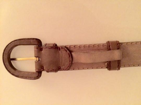 Donna Karan Donna Karan New York Italian Leather Belt